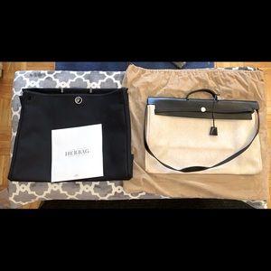 💥PRICEDROP💥 Hermes herbag 2 bags in one